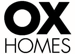 OX Homes magazine logo