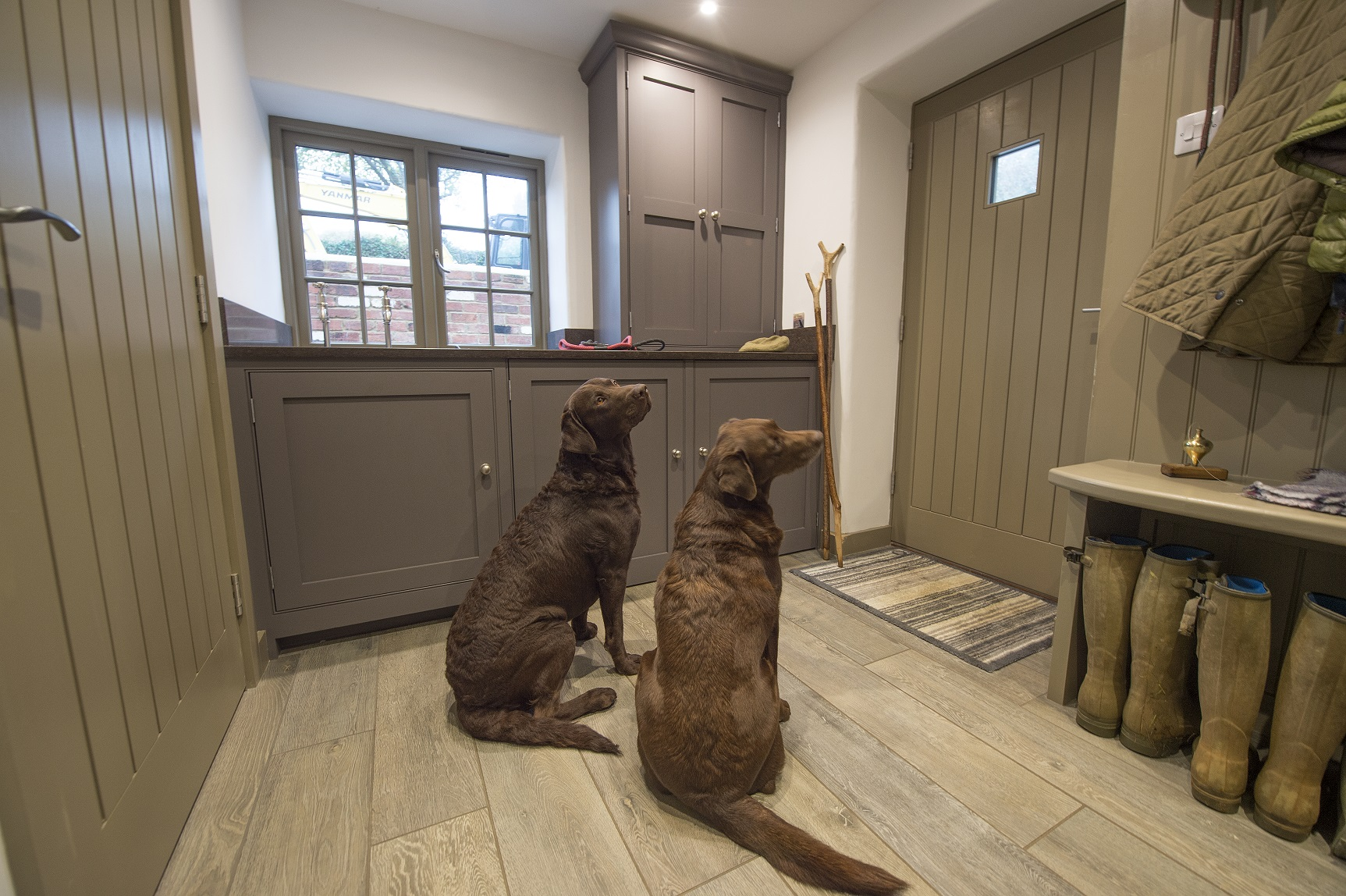 Boot Rooms Amp Sculleries Hunt Bespoke Kitchens Amp Interiors